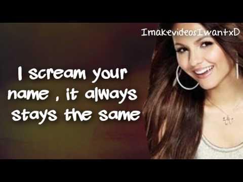 Victoria Justice - Freak The Freak Out Lyrics [MP3 Download In Description]