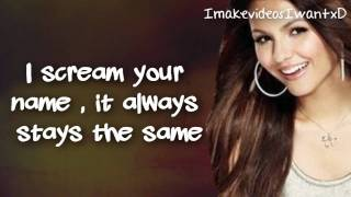 Victoria Justice - Freak The Freak Out Lyrics [MP3 Download in Description]