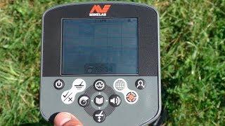 Обзор металлоискателей. Minelab CTX3030 #11