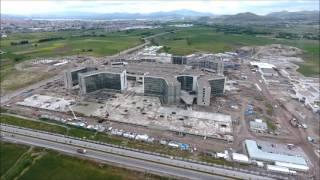 Kayseri Şehir Hastanesi Projesi Haziran 2016