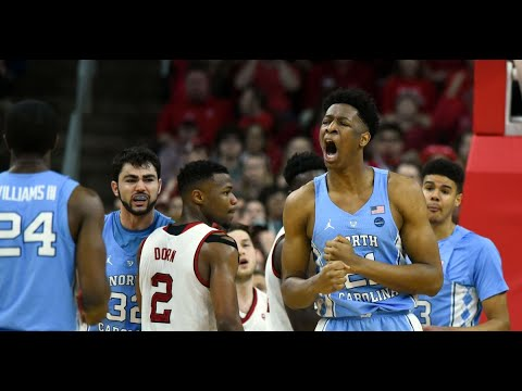 North Carolina defeats NC State 96-89 in what may or may not have been a rivalry game