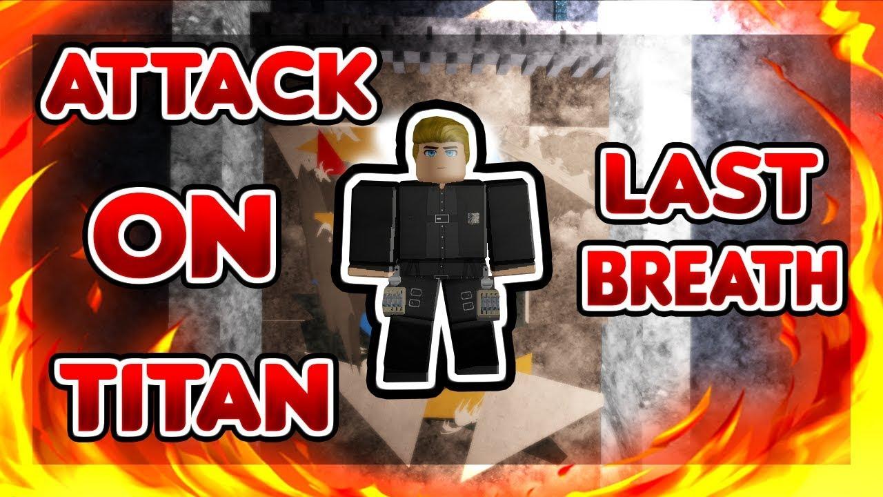 Attack on Titan Last Breath Private Server Reviews - YouTube