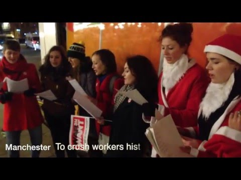 TTIP Christmas Caroling