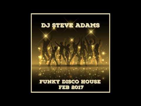Funky Disco House Feb 2017