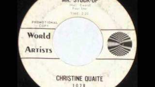 Teen 45 - Christine Quaite - Mr. Stuck-up