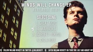 William Beckett - Winds Will Change EP (Full Album Stream)