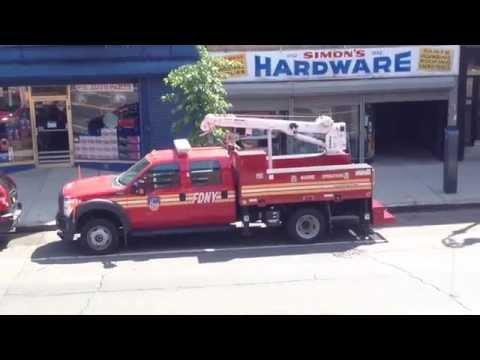 FDNY - Marine Operations Truck