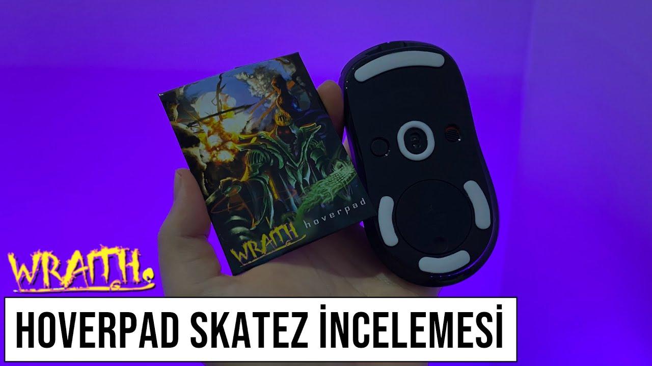 Wraith Hoverpad Skatez İncelemesi   Mouse'larınız Yağ Gibi Kaysın