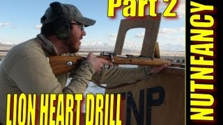 """Lion Heart"" Drill Pt 2 by Nutnfancy"