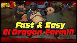 HOW TO FARM EL DRAGON JR's ARTIFACT FAST & EASY!!! BORDERLANDS 3 RARE ENEMY SPAWN FARM GUIDE!!!