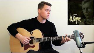 Марк Бернес - Темная ночь (Афанасьев Александр cover / кавер на гитаре) [Песня ко Дню Победы]