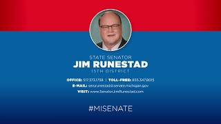 Runestad bills would increase openness and transparency