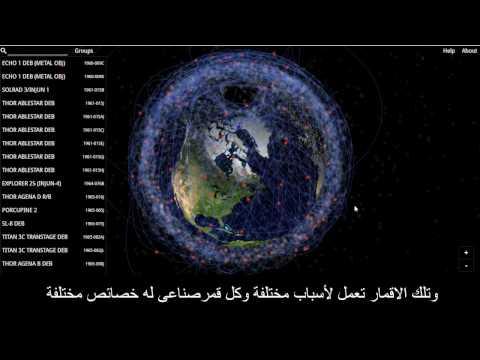 الأرض المسطحة - كذبة الأقمار الصناعية