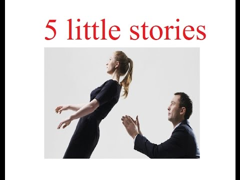 5 short stories ( Nice Little Stories ) faith trust confidence over confidence and hope