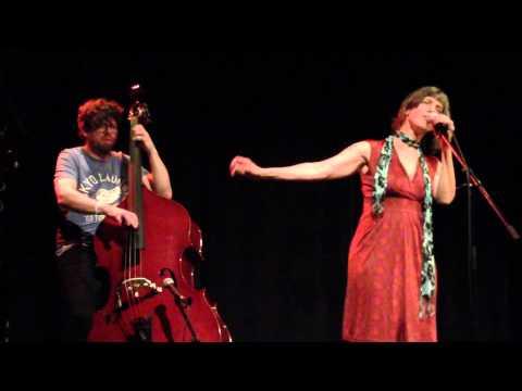 Rachelle Garniez – American Songbirds, live in Wuppertal, die Börse, 22. März 2015