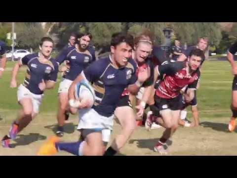 UC Davis Men's Rugby Club Promo 2015-2016