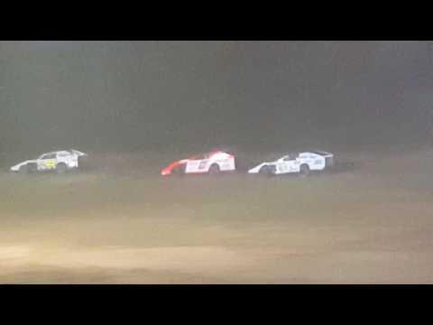 Butler speedway ump mods A main 7-1-17