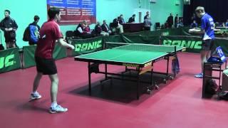 Максим САВИНОВ - Илья ПАНФИЛОВ (Полная версия), Настольный теннис, Table Tennis