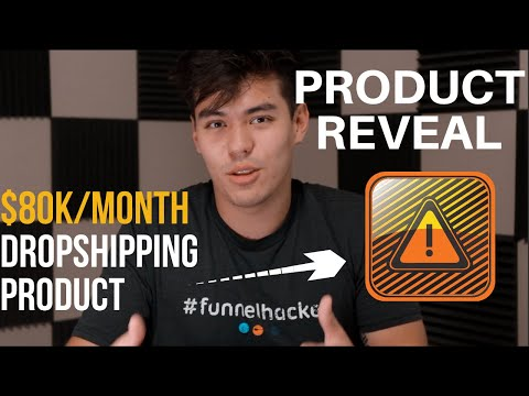 $80K Month Winning Product Reveal thumbnail