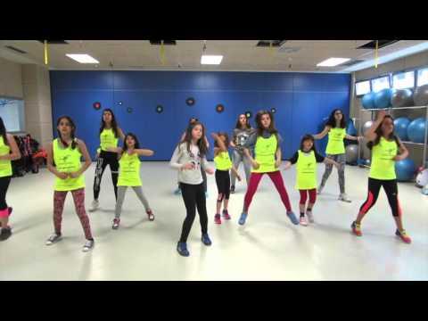 Xportdance® Kids- Cake by the Ocean (DNCE) versión