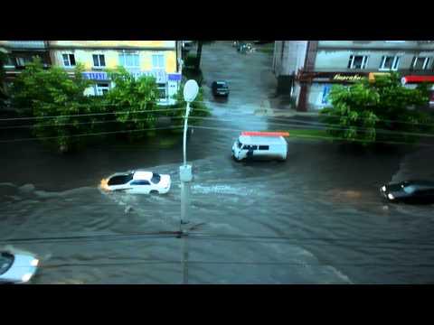 Потоп в Кургане
