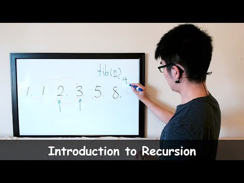 Introduction to Recursion (Data Structures & Algorithms #6)