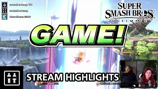 Super Smash Bros Ultimate - Stream Highlights