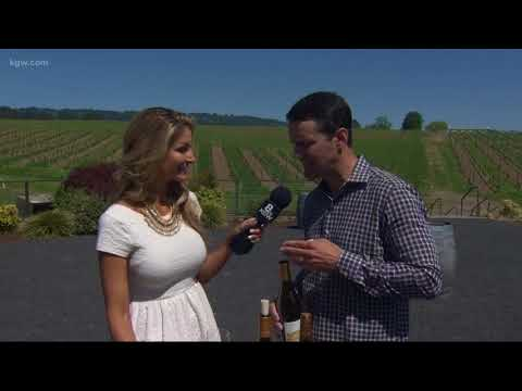 Oregon Wine Month at Adelsheim Vineyard