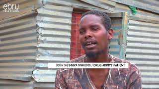Man Abandons A 4 Bedroomed House To Go Leave In A Mabati House
