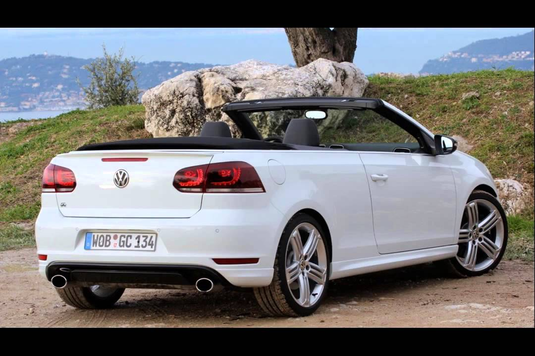 2015 volkswagen golf cabriolet - YouTube