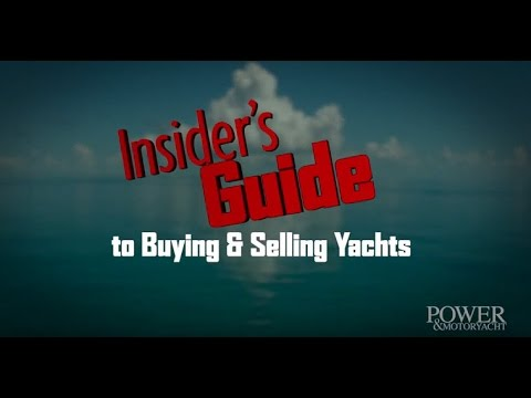 Guide to Buying and Selling Yachts - 5 Key Questions