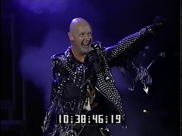 Judas Priest - Live in Irvine 1991/07/12 [1080p60]