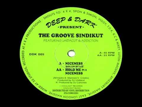 The Groove Sindikut - Niceness (DDK005)