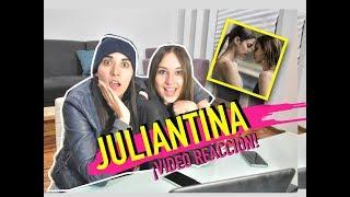 Juliantina | Reaccionando con mi novia al mejor Shippeo / Escena del beso