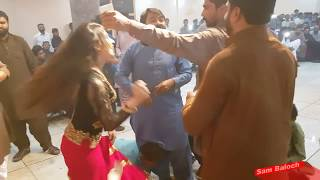 vuclip Mehak malik in wedding dance  at dhola ve dhola 2017