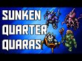 [Tibia Where to Hunt – MS/ED 100+] Sunken Quarter Quaras (700k/hr @ 113)