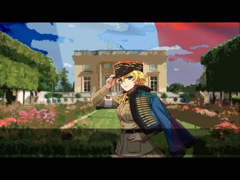 AMV Girls und Panzer das Finale (France) BC Freedom High School Epic