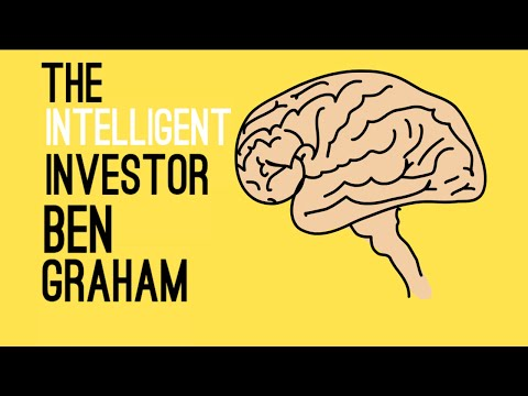 The Intelligent Investor by Ben Graham - Animated