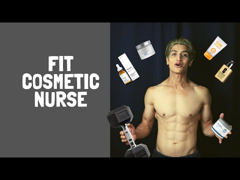 Fit Cosmetic Nurse Explains Skincare In Fitness Terms  Beauty Tips For Gym Bunnies