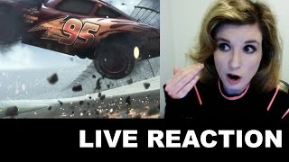 Cars 3 Teaser Trailer Reaction