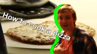 How to Cook a Pizza with Grayog
