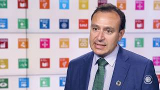 Global Goals in Action: Agustin Delgado Martin, Chief of Innovation & Sustainability, Iberdrola