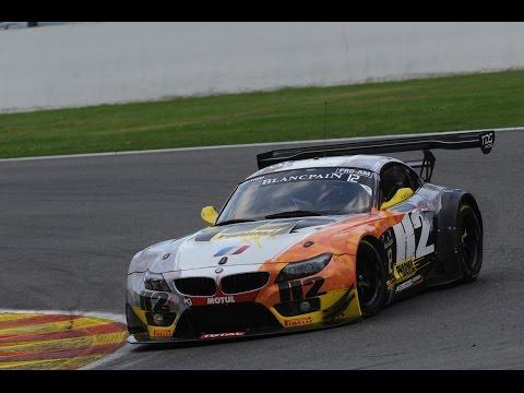 2014 BMW Z4 GT3 - Amazing V8 Sound