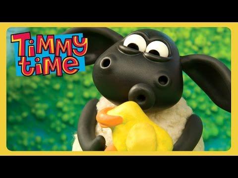 Новый друг Тимми - Timmy Time [Timmy's New Friend]