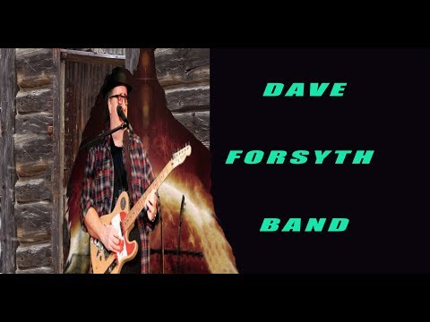 The Dave Forsyth Band - Waiting For Nashville To Call - (Lyric Video)