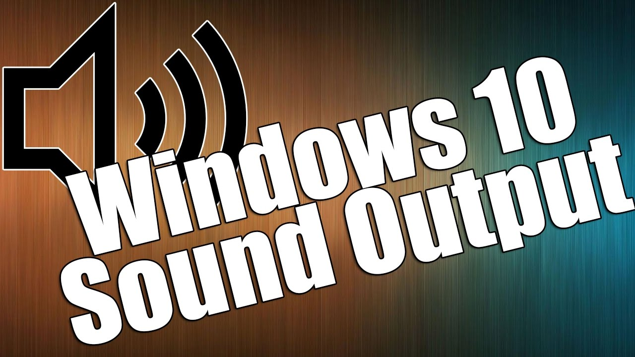 Fix HDMI Sound Not Working in Windows 10 – User Testified Solutions