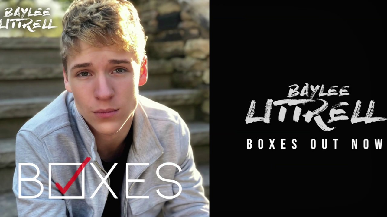 Baylee Littrell Boxes Official Lyric Video Youtube