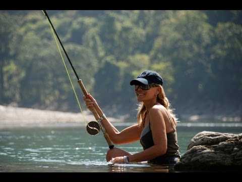 Mahseer Fishing In The Himalayas-India