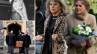 Lynsey de Paul funeral: Celebrity paying emotional tribute to Eurovision singer Oct 07, 2014