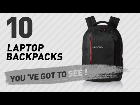 Top 10 Laptop Backpacks Collection // Laptop Bags, India 2017